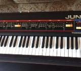 Roland Juno 60 Keyboard Synthesizer - Berlin Lichtenrade