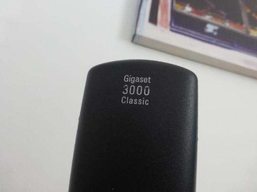 Schnurlostelefon SIEMENS GIGASET 3000/CLASSIC - Emsdetten