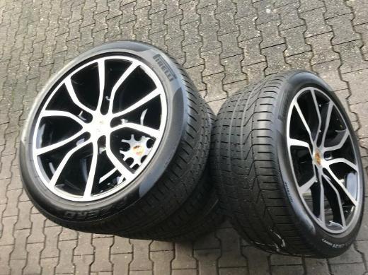 Porsche Cayenne Exclusive Design Räder - Berlin