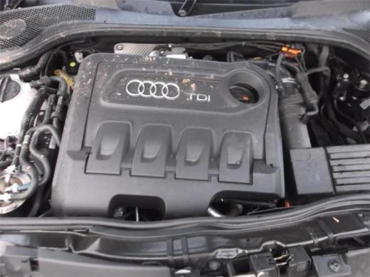 Audi TT (8J3 8J9) 2,0 TDI Motor Diesel CFGB 170 PS 1 Jahr Garantie - Gronau (Westfalen)