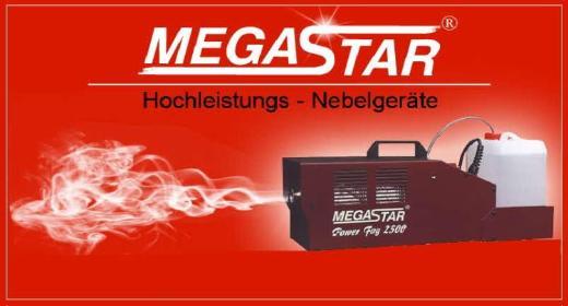 vermiete Nebelmaschine mit 1800 Watt Leistung - Bielefeld