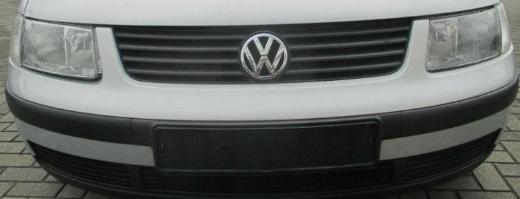 VW Passat 3 B 99-2003 Schlachtfest  Stoßstange blau