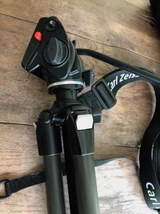 Zeiss Victory Diascope 85 FL, Set mit 20-75x - Okular - Worms Dahlerau