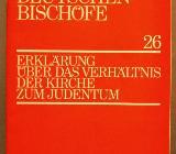 Erklärung über das Verhältnis der Kirche zum Judentum (1980) - Münster