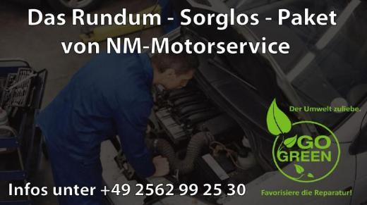 Motorinstandsetzung Audi A3 1,6 TDI Motor CRKB Reparatur