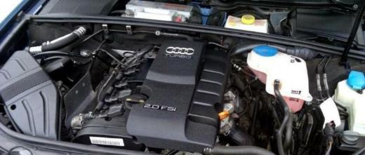 Audi A4 (8EC 8ED / B7) 2,0 TFSI Motor Benzin BPJ 170 PS 1 Jahr Garantie
