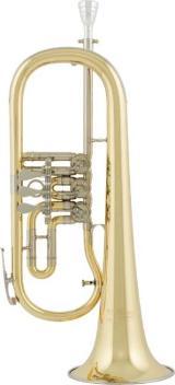 V. F. Cervený Konzert - Flügelhorn, Mod. CFH 502 PX, Neuware mit Koffer