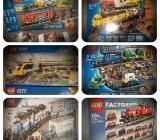 Lego City Züge - Ahlen