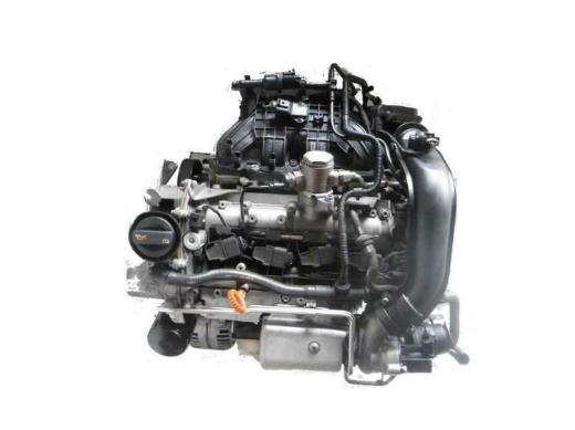 Audi Seat Skoda VW 1,4 TFSI CAX Motor komplett Benziner 1 Jahr Garantie - Gronau (Westfalen)