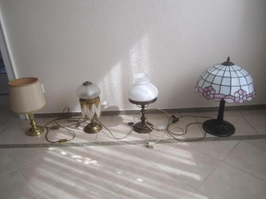 4 Lampen > Konvolut