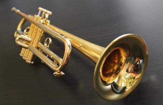 Kühnl & Hoyer Universal Trompete Prof. Malte Burba, Sonderlackierung, Neuware - Hagenburg