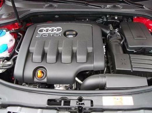 Audi Q3 2,0 TDI 16V Motor Diesel CLJA 140 PS 1 Jahr Garantie - Gronau (Westfalen)