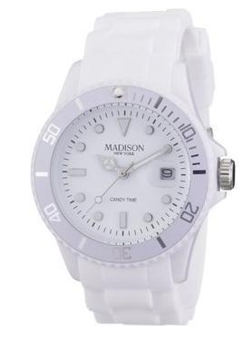 Madison New York Uhr weiß - Neuenkirchen (Kreis Steinfurt)