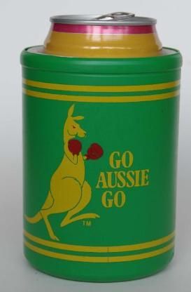 Bierdosenkühler Australien + Dose Castlemain XXXX
