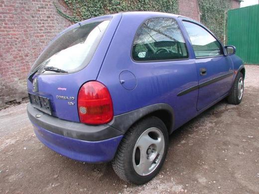 Opel Corsa B  Bj. 99 1,0 L - Vorderachse - Bocholt