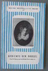 Gedichte der Droste (1956)