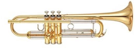 Yamaha Plutus Trompete. Neuware, 5 Jahre Garantie - Hagenburg