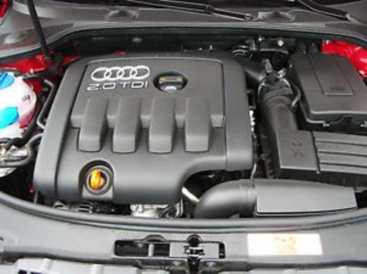 Audi Q5 (8R) 2,0 TDI Motor Diesel CAGB 136 PS 1 Jahr Garantie - Gronau (Westfalen)