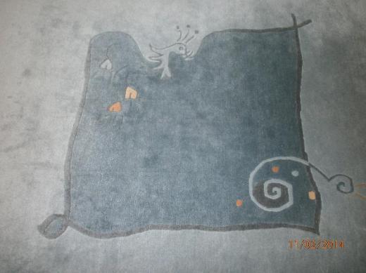 Tibet - Teppich, ca. 143 x 209, sehr guter Zustand - Münster