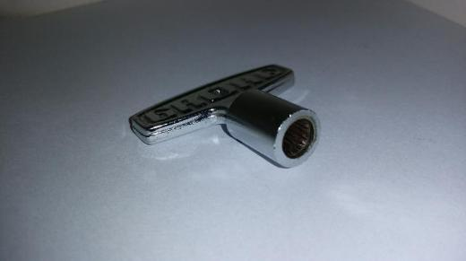 Grohe Steckschlüssel 8 mm mit Mehrfachverzahnung für verschiedene Grohe Oberteile - Münster
