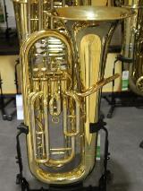 Yamaha Bb - Euphonium 4 Perinet - Ventile, Mod. YEP 321 inkl. Koffer