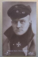 Fotopostkarte von Richthofen. Ungelaufen