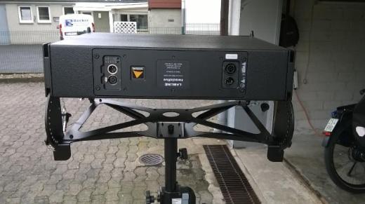 Westlab Audio Delay Box Array Labline 265 zur Vermietung - Bielefeld