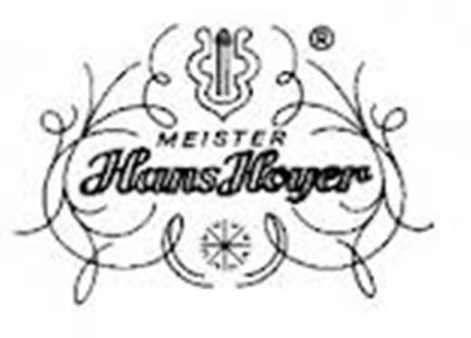 Meister Hans Hoyer 6801-L Heritage Bb/F Doppelhorn, Neuware inkl. Leichtkoffer - Hagenburg