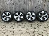 Audi Q7 4M Alufelgen mit Sommerreifen S-Line Felgen 21 Zoll Kompletträder