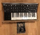 Moog Sub 37 Tribute Edition Analog Synthesizer - Berlin