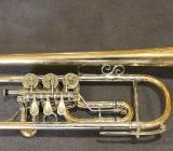 Arno Windisch / Heckel Konzert - Trompete im 1 A Zustand - Hagenburg