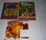 Der Garten für Intelligente Faule , Kochbuch von Neff, Weihnachtslieder, Krieg der Knöpfe - Coesfeld