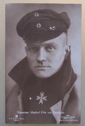 Fotopostkarte von Richthofen. Ungelaufen - Münster