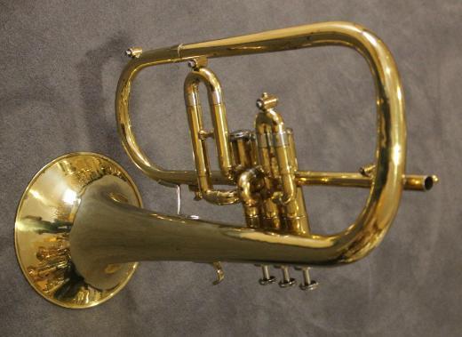 GETZEN Eterna Profiklasse - Flügelhorn Made in U. S. A. - Hagenburg