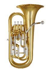 Kompensiertes Custom - Euphonium in Bb, 4 Ventile, Ausstellungsinstrument