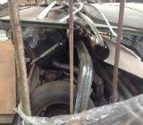 2x Mercedes Benz S-Klasse W116 280SE in Einzelteilen - Greven