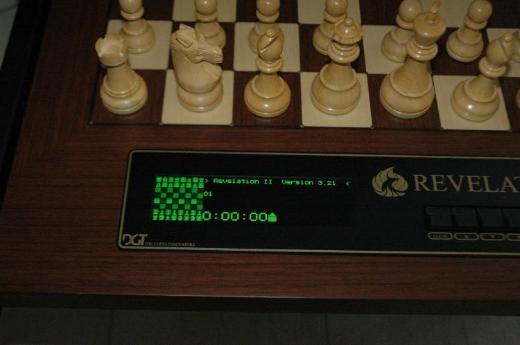 Phoenix Chess Systems  REVELATION II Schachcomputer