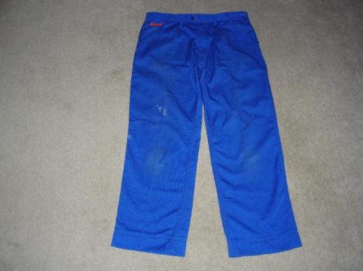 Kansas Sanfor Luxe Bundhose Arbeitshose Gr. 50 Königsblau, kostenloser  Versand!