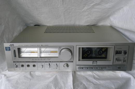 JVC KD-A 55, das legendäre Hi-Fi Kassettendeck,