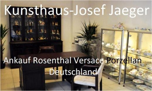 Porzellan Ankauf Rosenthal Versace - Rosenthal Versace Porzellan verkaufen Deutschland - Köln