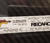 Porsche Recaro Carbon Sportsitze - Köln