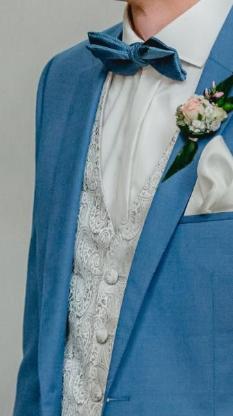 Elegante Hochzeitsweste