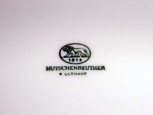 Hutschenreuter Kaffee- und Ess-Geschirr - Greven