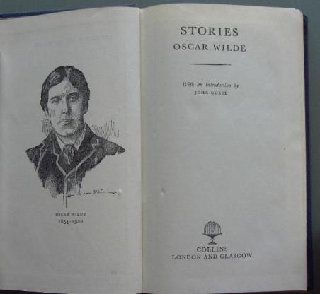 Oscar Wilde: Stories.