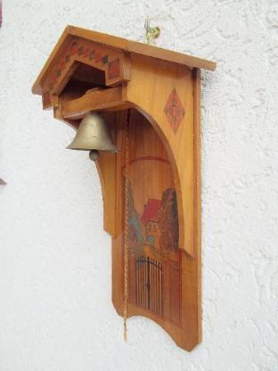 Altes Glockenhäuschen.