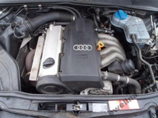 Audi A4 1,6 Benzin Motor ALZ (8EC 8ED, B7) 102 PS 1 Jahr Garantie - Gronau (Westfalen)