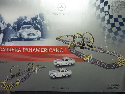 Carrera-Rennbahn  Panamerikana