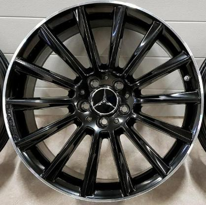Original Mercedes C43 AMG C205 C450 W205 S205 A2054015400 19 Zoll Alufelgen - Berlin