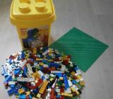 LEGO Bricks & More 10662 - Bausteine-Eimer mit Grundplatte 25x25 - Münster