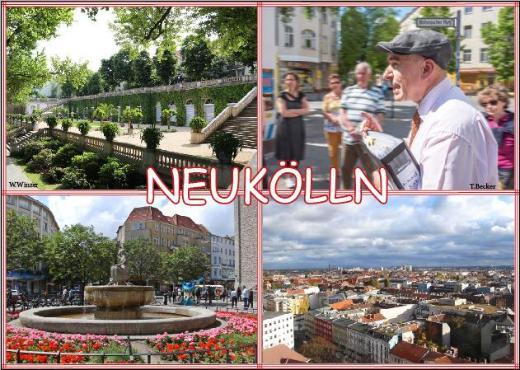 """Führung Tour in Neukölln: """"Östlich der Karl-Marx-Straße"""" mit Reinhold Steinle - Berlin Neukölln"""